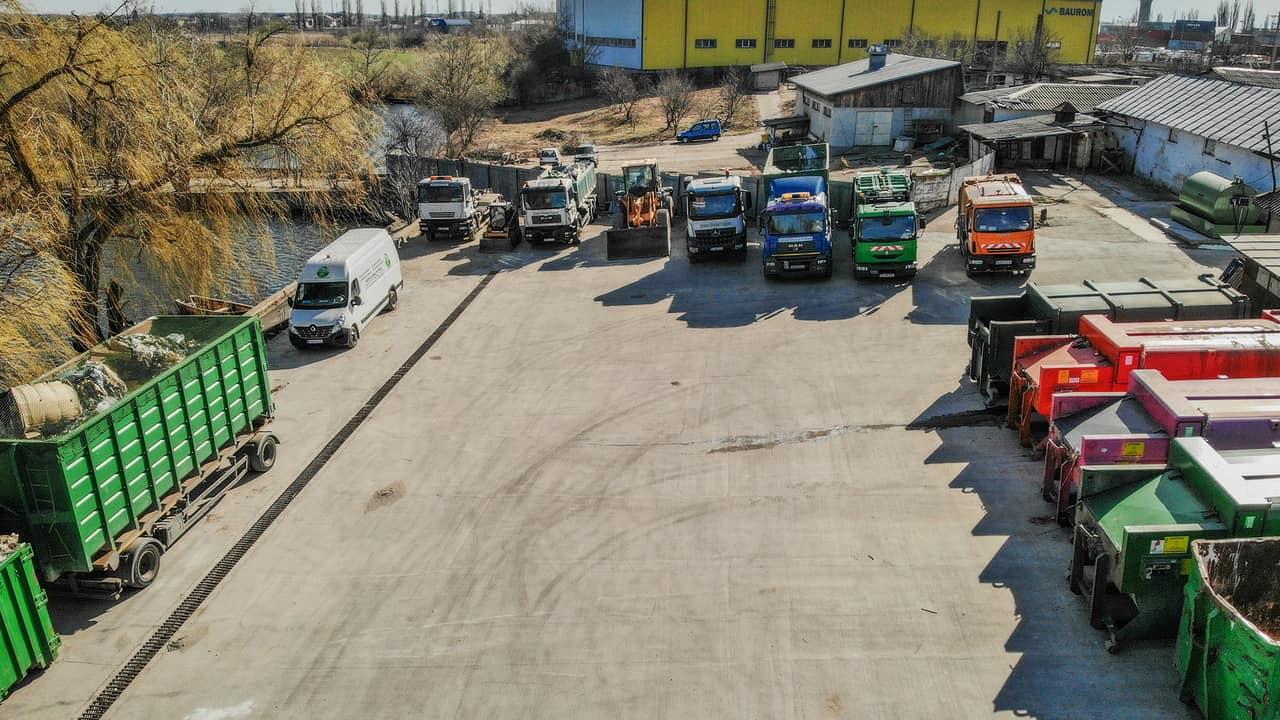 Firma colectare, eliminare, reciclare si valorificare deseuri