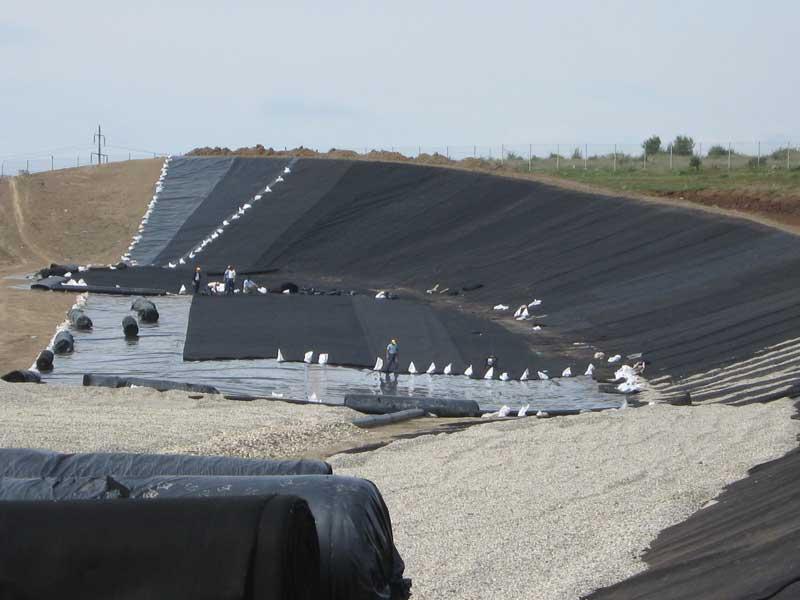 waste disposal deposits