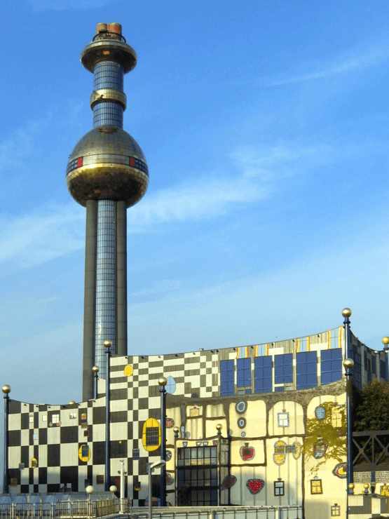 Instalatie incinerare deseuri Viena - Greenglobal.ro